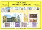 Sellos - España - 2º Centenario - Años Completos - 1997 - ** - Año Completo 1997