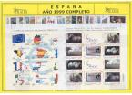 Sellos - España - 2º Centenario - Años Completos - 1999 - ** - Año Completo 1999