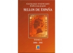 EDIFIL. España serie roja. Tomo I (1850/1931) Ed. 2009