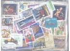 Paquetería - Mundial - 2000 Sellos diferentes Mundiales